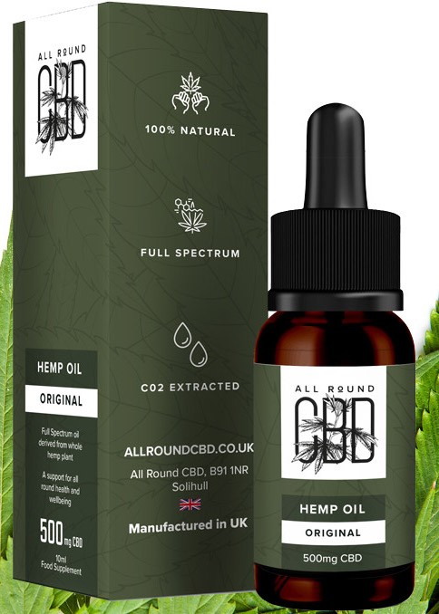 original hemp oil