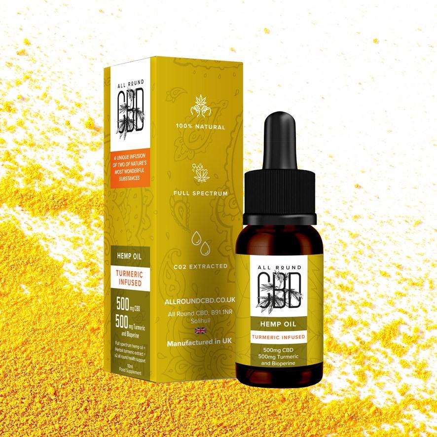 turmeric hemp oil